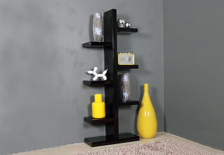 b cherregal flex schwarz hochglanz. Black Bedroom Furniture Sets. Home Design Ideas