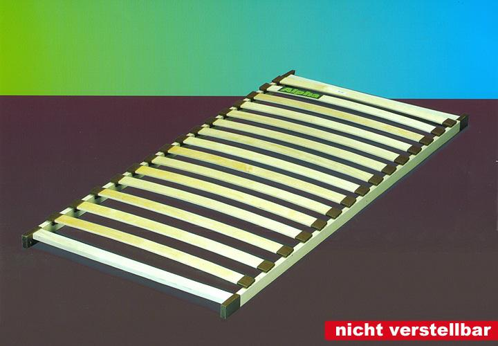 lattenrost madrid schichtholzrahmen 14 leisten 100x200 cm. Black Bedroom Furniture Sets. Home Design Ideas