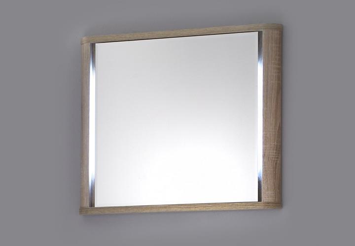 Spiegel vital sonoma eiche s gerau inklusive beleuchtung for Spiegel 70x60