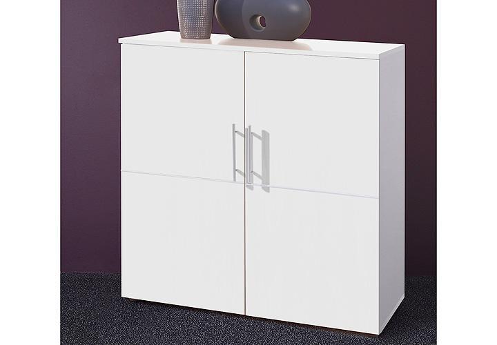 kommode punto 1 sideboard schrank in wei dekor 2 t rig. Black Bedroom Furniture Sets. Home Design Ideas