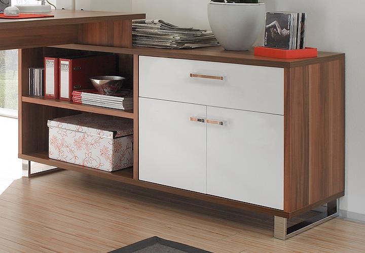 schreibtisch nussbaum schwarz schreibtisch nussbaum schwarz deutsche dekor 2017 online kaufen. Black Bedroom Furniture Sets. Home Design Ideas