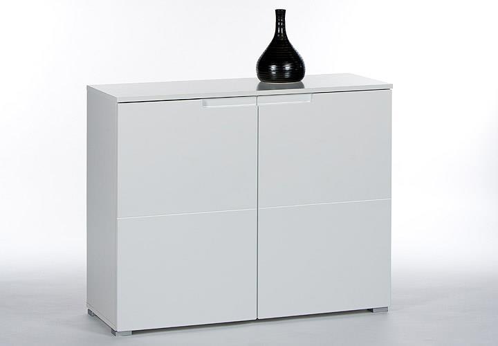 kommode spice 6 anrichte sideboard wei 2 t rig 100 cm breit. Black Bedroom Furniture Sets. Home Design Ideas