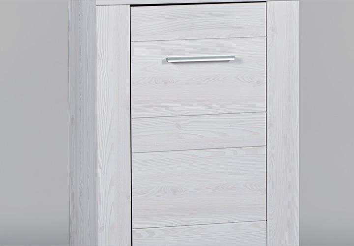 kommode 1 time anrichte schrank in sibiu l rche in wei. Black Bedroom Furniture Sets. Home Design Ideas