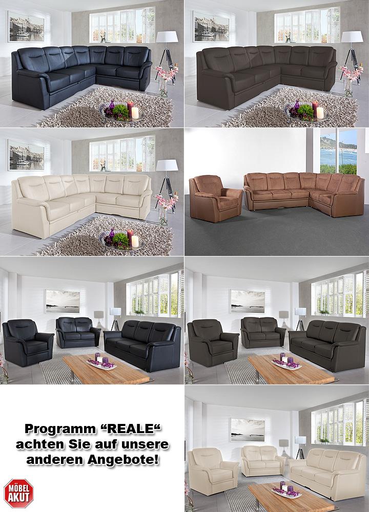 ecksofa reale hellbraun braun bettfunktion bettkasten. Black Bedroom Furniture Sets. Home Design Ideas