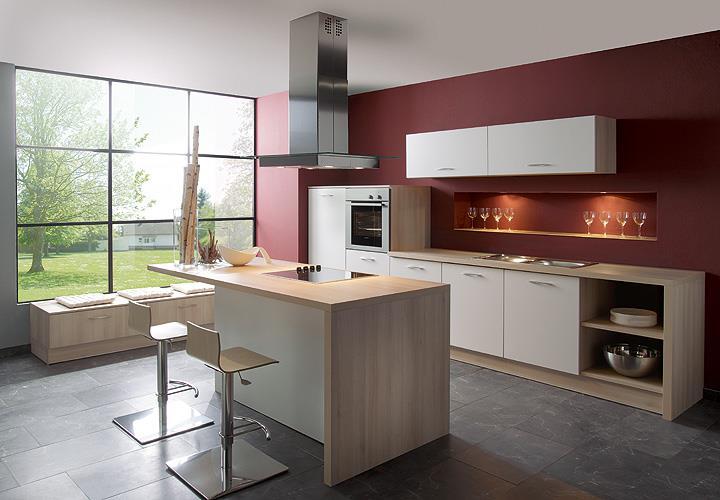 einbauk che brigitte k che l k che mit vielen farben 028. Black Bedroom Furniture Sets. Home Design Ideas