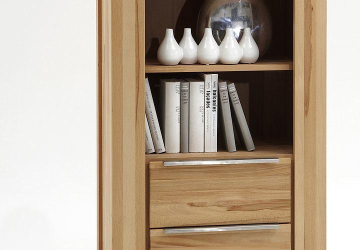 regal nena kernbuche massiv ge lt. Black Bedroom Furniture Sets. Home Design Ideas
