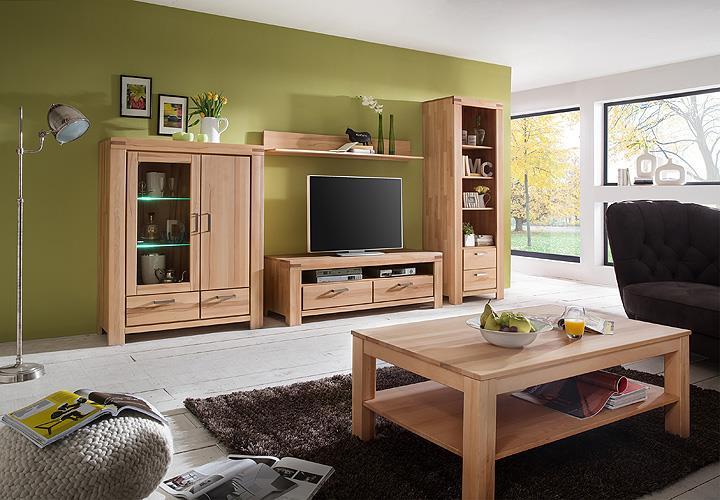 tv kommode kira tv board lowboard in kernbuche massiv ge lt. Black Bedroom Furniture Sets. Home Design Ideas