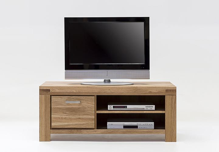 tv kommode 1 kira tv board in wildeiche massiv ge lt. Black Bedroom Furniture Sets. Home Design Ideas