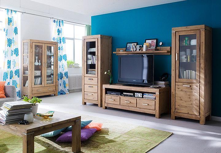 vitrine 1 victoria akazie massiv sand ge lt und gek lkt. Black Bedroom Furniture Sets. Home Design Ideas