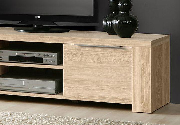 tv board calpe lowboard wohnzimmer in sonoma eiche s gerau. Black Bedroom Furniture Sets. Home Design Ideas