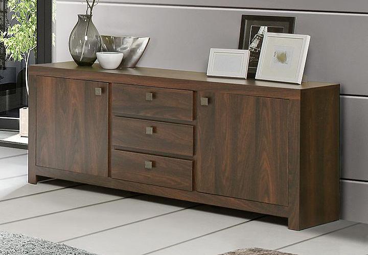 sideboard indigo anrichte kommode in eiche durance. Black Bedroom Furniture Sets. Home Design Ideas