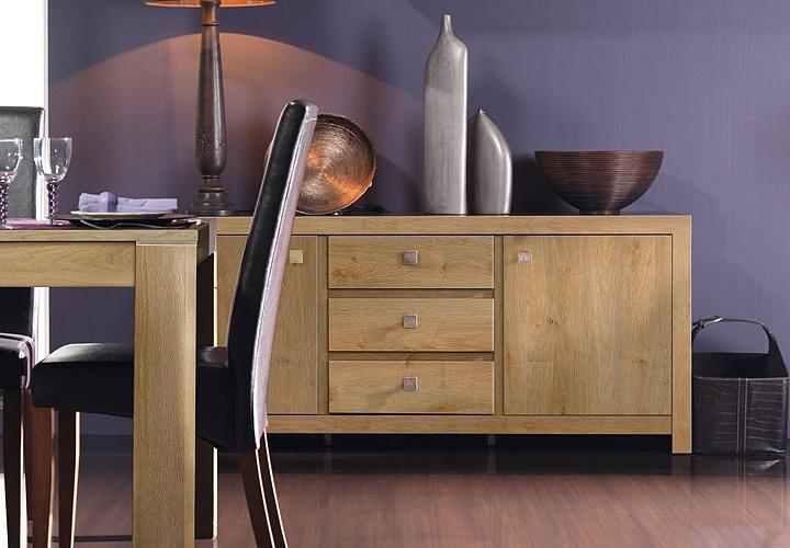 sideboard indigo anrichte kommode board in eiche natur. Black Bedroom Furniture Sets. Home Design Ideas