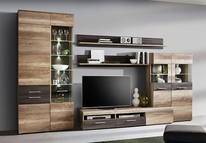 wohnzimmerschrank poco raum und m beldesign inspiration. Black Bedroom Furniture Sets. Home Design Ideas