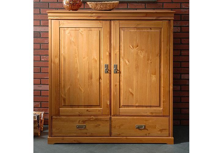 w scheschrank roland kommode kiefer massiv honig neu ebay. Black Bedroom Furniture Sets. Home Design Ideas