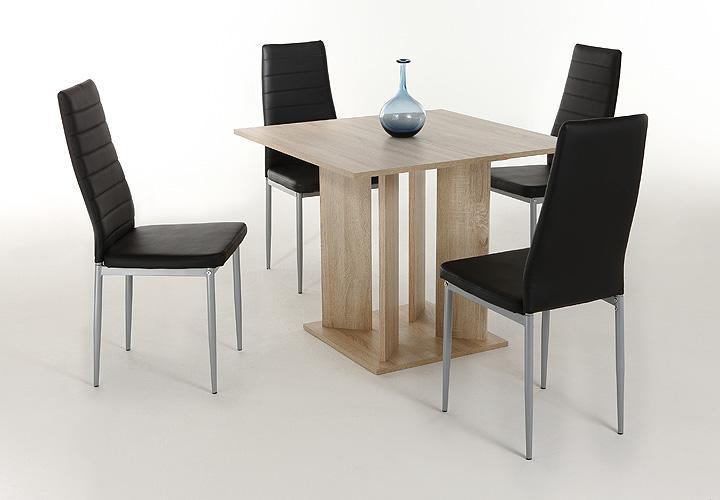 cora esstisch ausziehbar 90 128 cm sonoma eiche s gerau. Black Bedroom Furniture Sets. Home Design Ideas