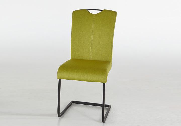 stuhl paolo 4er set esszimmerstuhl in gr n und schwarz. Black Bedroom Furniture Sets. Home Design Ideas