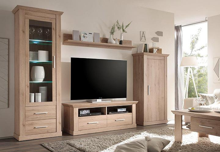wandboard savona wandregal regal in denmark eiche. Black Bedroom Furniture Sets. Home Design Ideas