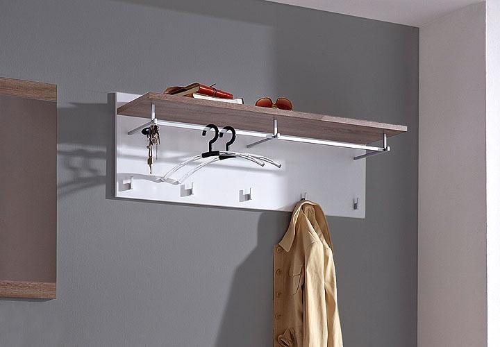 malo garderobenpaneel ii wei sonoma eiche s gerau. Black Bedroom Furniture Sets. Home Design Ideas