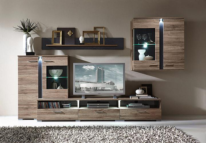 wohnwand m bel einebinsenweisheit. Black Bedroom Furniture Sets. Home Design Ideas