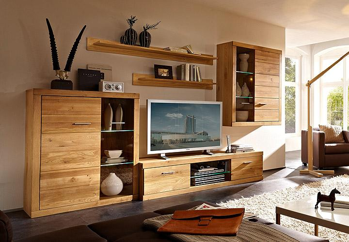 design : wohnzimmer eiche massiv modern ~ inspirierende bilder von ... - Wohnzimmerschrank Modern Wohnzimmer