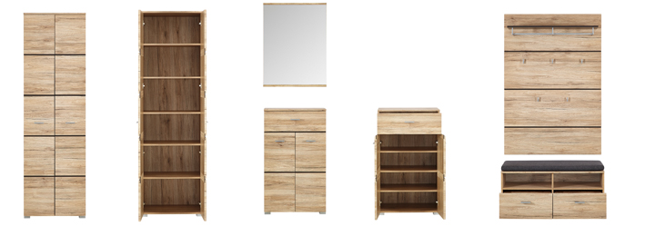 garderobenpaneel fresh bestseller shop f r m bel und einrichtungen. Black Bedroom Furniture Sets. Home Design Ideas