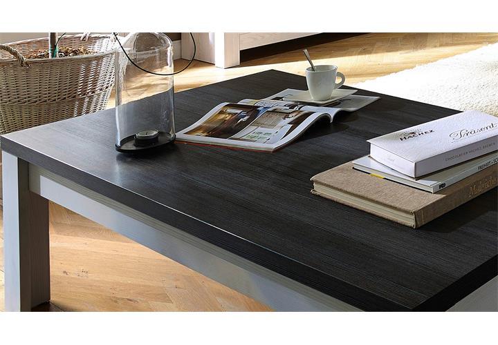 couchtisch antwerpen l rche weiss pinie dunkel. Black Bedroom Furniture Sets. Home Design Ideas