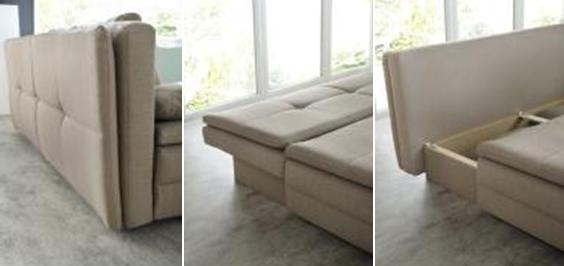 schlafcouch mit bettkasten 160 200. Black Bedroom Furniture Sets. Home Design Ideas
