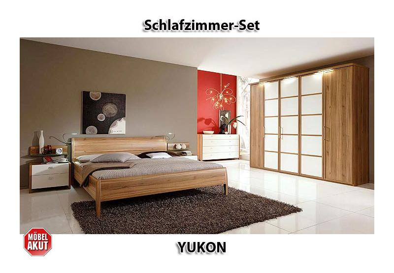 schlafzimmer set yukon loddenkemper h lsta tochter. Black Bedroom Furniture Sets. Home Design Ideas