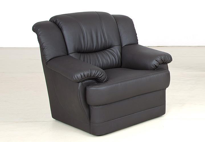 Sessel orion einzelsessel fernsehsessel schwarz for Wohnlandschaft orion