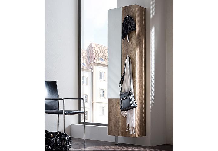 schuhschrank woody i wildeiche tr ffel drehbar. Black Bedroom Furniture Sets. Home Design Ideas