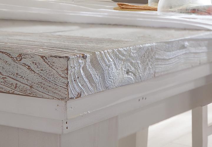 Esstisch massiv ausziehbar weiss  Vintage Esstisch Ausziehbar. Latest Esstisch Holz Rund Ausziehbar ...