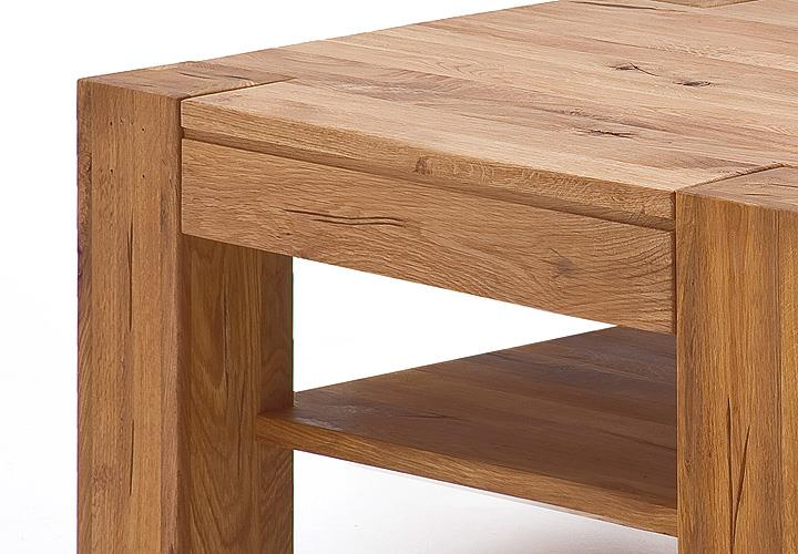 couchtisch wildeiche 90x90 m bel und heimat design inspiration. Black Bedroom Furniture Sets. Home Design Ideas