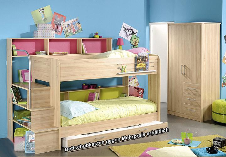 loopy etagenbett schrank drehbare r ckwand. Black Bedroom Furniture Sets. Home Design Ideas