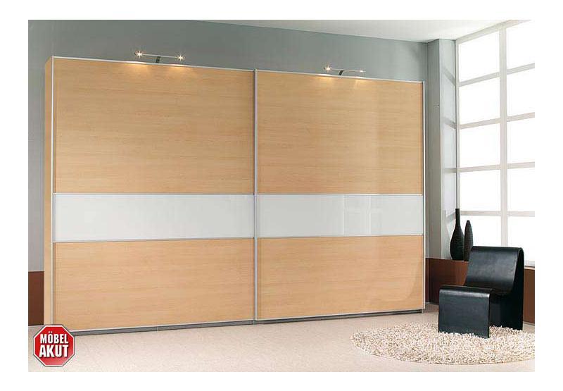 schwebet renschrank savoy kleiderschrank in ahorn mit. Black Bedroom Furniture Sets. Home Design Ideas