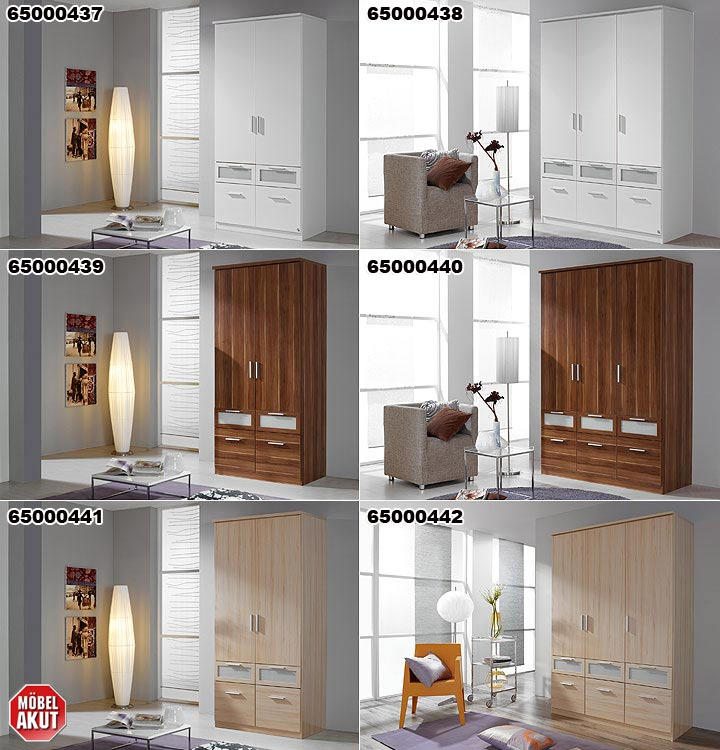 kleiderschrank bochum schrank in buche mit milchglas 3 t rig 136 cm ebay. Black Bedroom Furniture Sets. Home Design Ideas