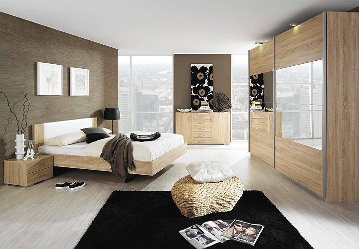schlafzimmer i sonea sonoma eiche s gerau wei. Black Bedroom Furniture Sets. Home Design Ideas