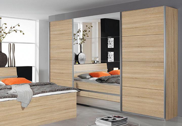 schwebet renschrank apulien sonoma eiche s gerau 315. Black Bedroom Furniture Sets. Home Design Ideas