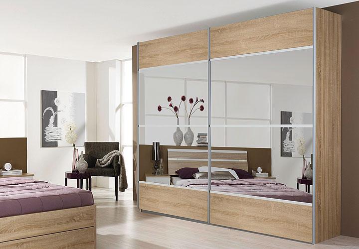 schwebet renschrank rasa sonoma eiche s gerau wei 226. Black Bedroom Furniture Sets. Home Design Ideas