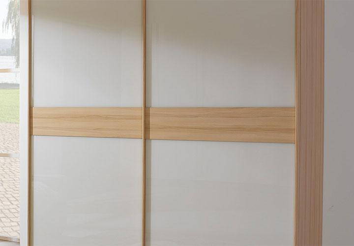 schwebet renschrank perfora wei buche natur 181. Black Bedroom Furniture Sets. Home Design Ideas