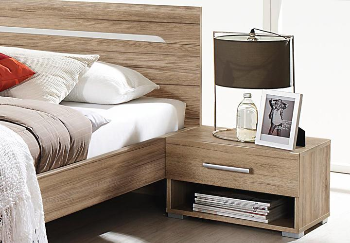 schlafzimmerset rubi eiche sanremo hell. Black Bedroom Furniture Sets. Home Design Ideas