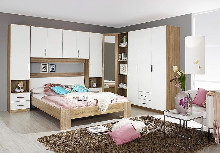 Beautiful überbau Schlafzimmer Komplett Images - Erstaunliche Ideen ...
