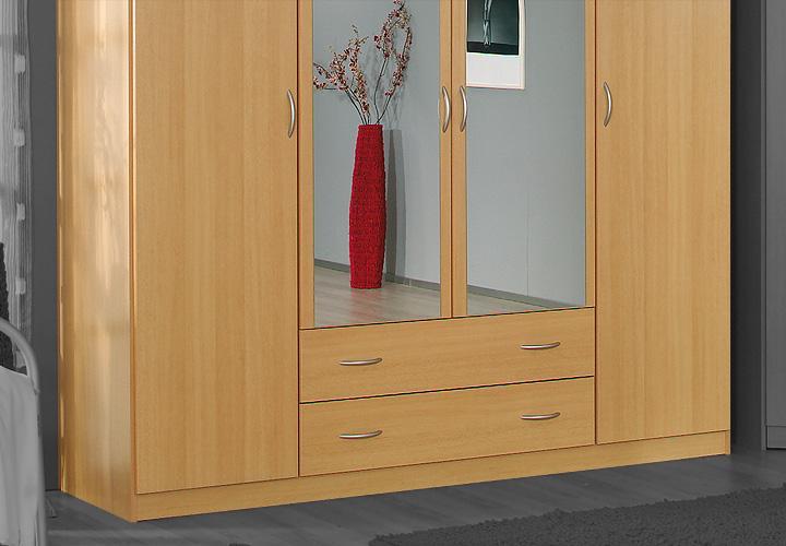 schrank akazie hell interessante ideen f r die gestaltung eines raumes in ihrem hause. Black Bedroom Furniture Sets. Home Design Ideas