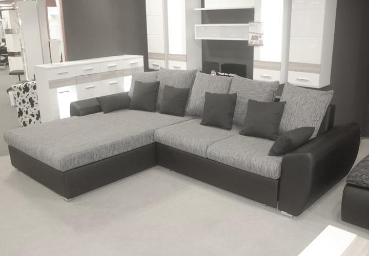 ecksofa mit schlaffunktion skandinavisch. Black Bedroom Furniture Sets. Home Design Ideas