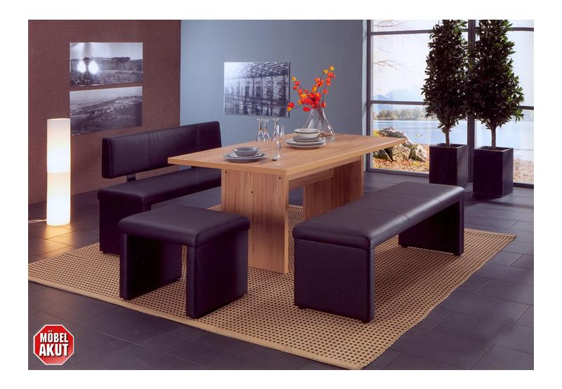 diner polsterbank mit r ckenlehne 160 cm farbauswahl. Black Bedroom Furniture Sets. Home Design Ideas