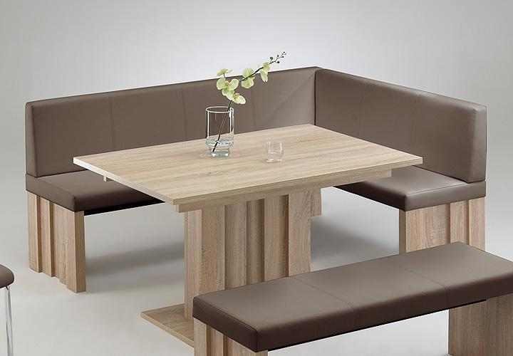 eckbank tommy bank in eiche s gerau und schlamm langer schenkel links 193x143 cm. Black Bedroom Furniture Sets. Home Design Ideas