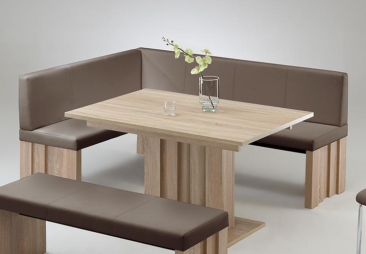 eckbank tommy bank eiche s gerau und schlamm langer. Black Bedroom Furniture Sets. Home Design Ideas