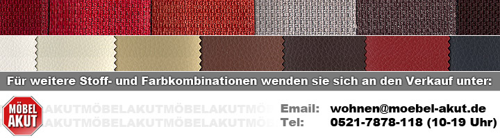 sofa morado polsterm bel in wei grau und chrom 3 bielefeld. Black Bedroom Furniture Sets. Home Design Ideas