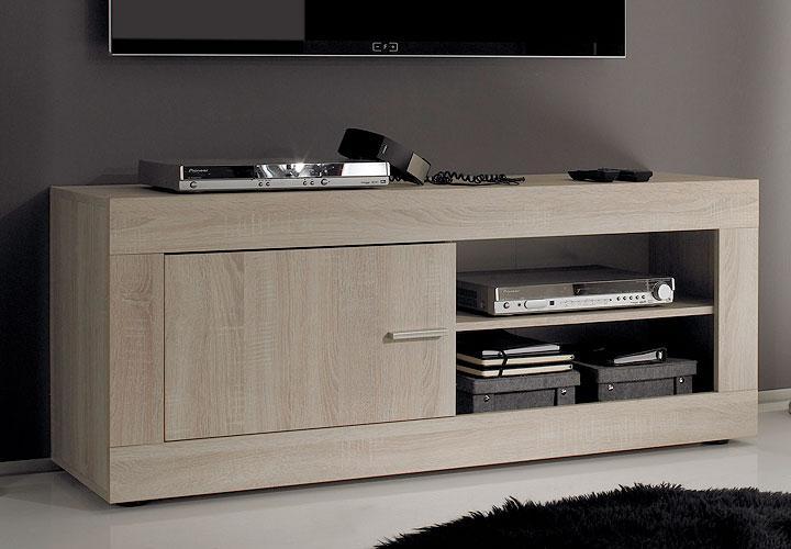 tv lowboard rustica tv unterteil in sonoma eiche dekor. Black Bedroom Furniture Sets. Home Design Ideas
