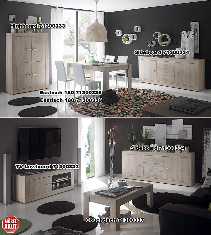 tischgruppe eos wei st hle lederlook tisch hochglanz lackiert 160x90. Black Bedroom Furniture Sets. Home Design Ideas