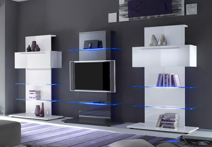 tv wohnwand angebote auf waterige. Black Bedroom Furniture Sets. Home Design Ideas